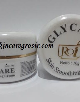 Roi Glycare skin smoothing cream